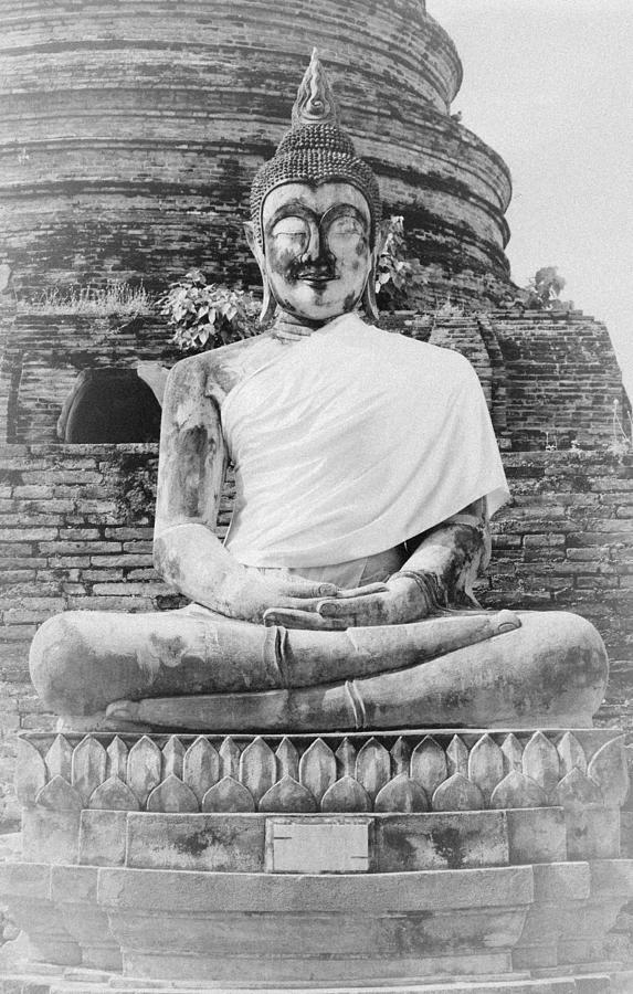 Buddha Statue Sculpture