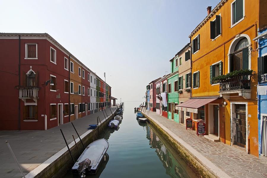 Burano - Venice - Italy Photograph