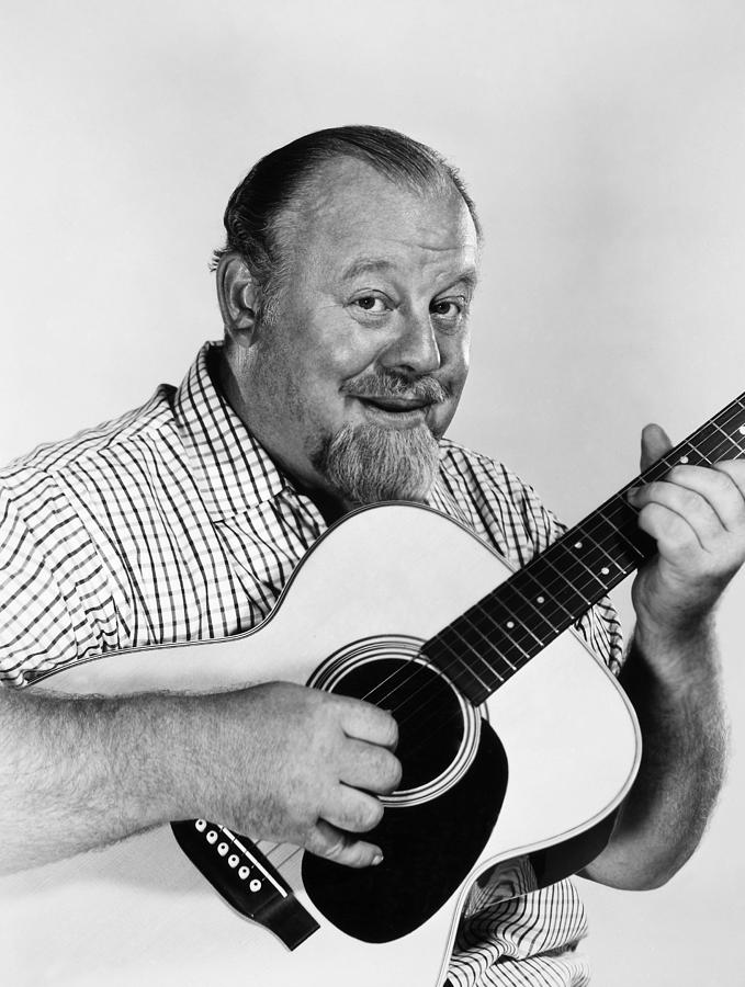 Burl Ives 1909 1995 By Granger