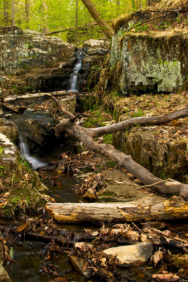 Buttermilk Falls Photograph