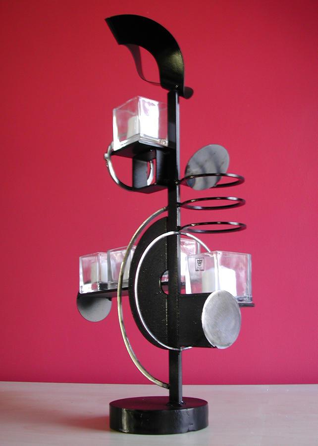Candle Holder Model 7 Sculpture