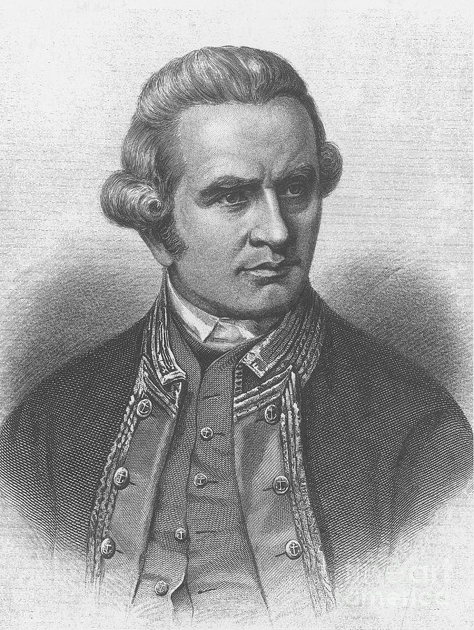 the voyage of captain james cook Be taken from botany bay to an animated journey of captain james cook and his crew on the endeavour what are the secret orders he was given once he finished.