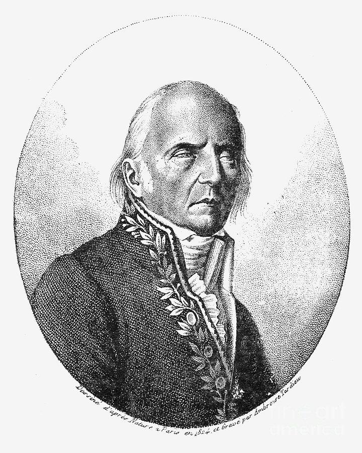 Chevalier De Lamarck Photograph