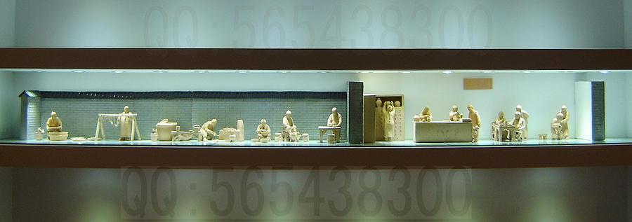 Chinese Doctor Ceramic Art