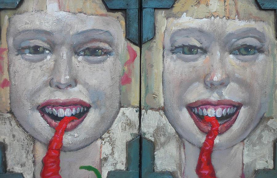 Human Face Painting - Choice by Snjezana Mekic Delic