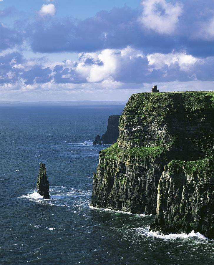 Cliffs Of Moher, Co Clare, Ireland Photograph