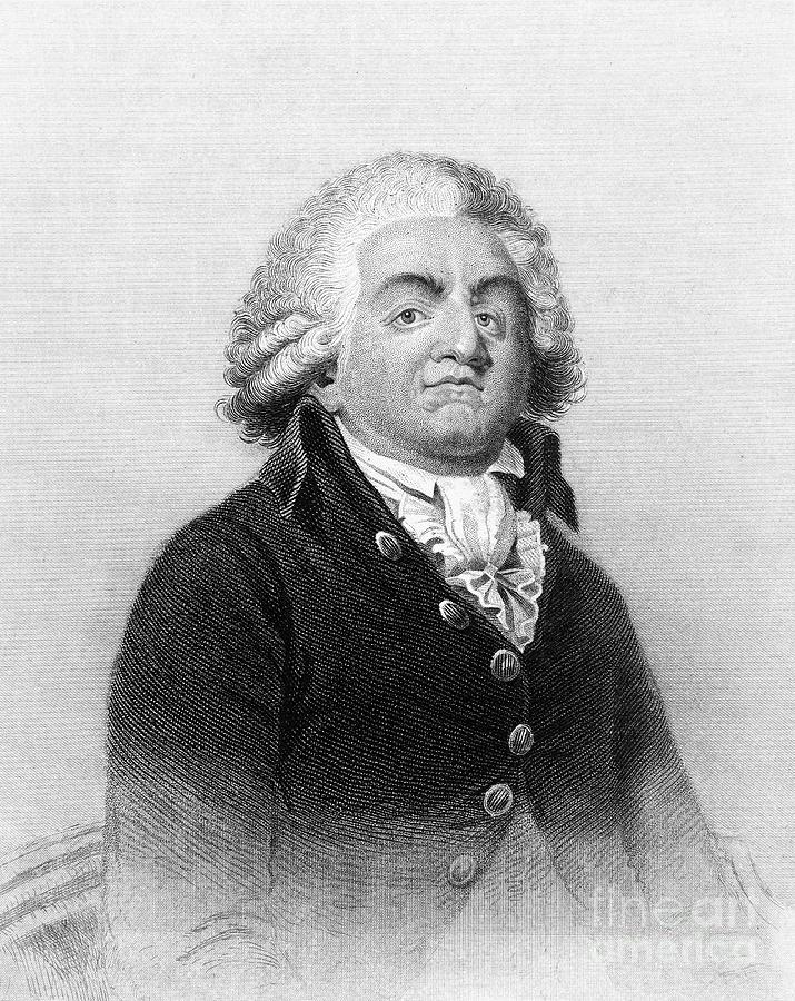 18th Century Photograph - Comte De Mirabeau by Granger