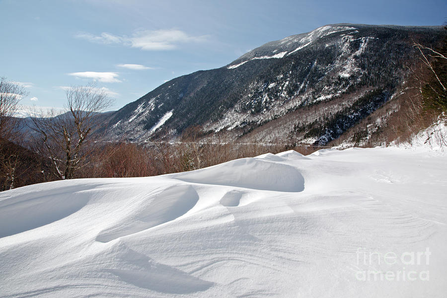 Crawford Notch State Park  - White Mountains New Hampshire  Usa Photograph