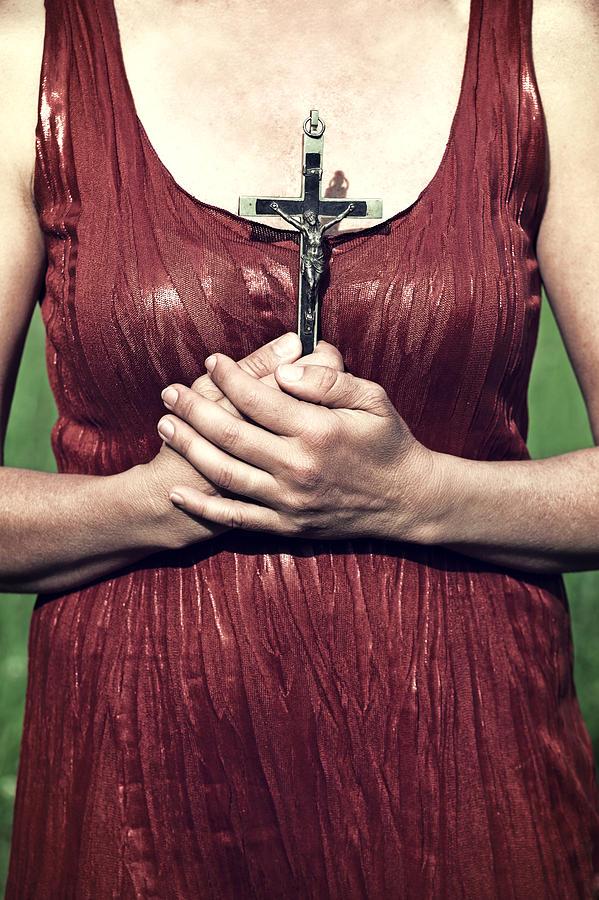 Crucifix Photograph