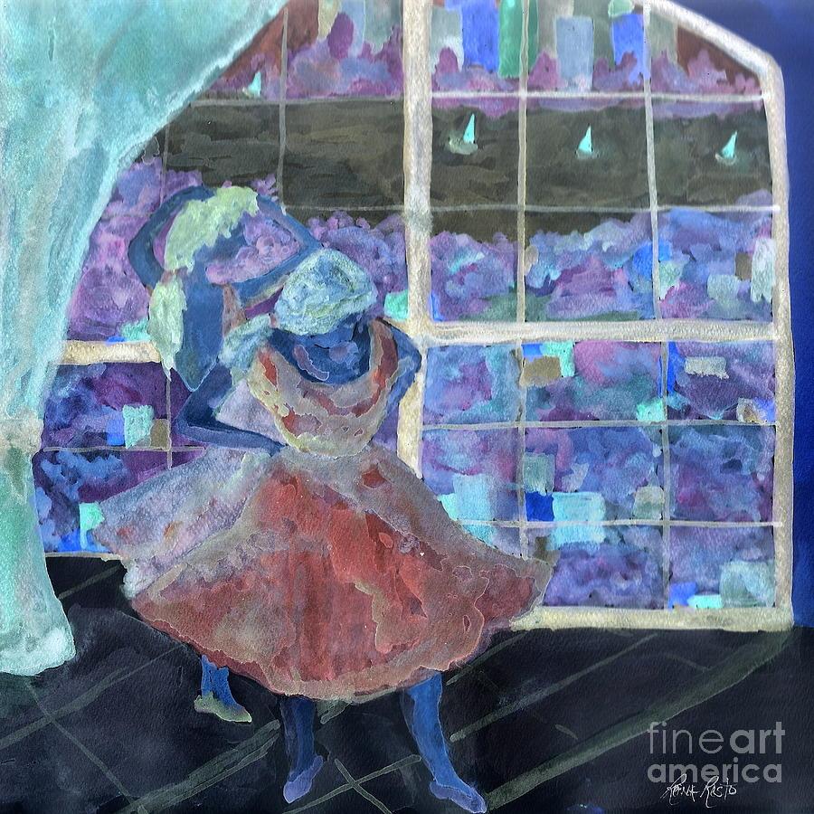 Dansarinas Painting