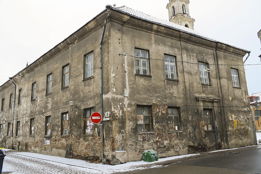Dirty narrow streets photograph by aleksandr volkov for Swapping houses instead of selling