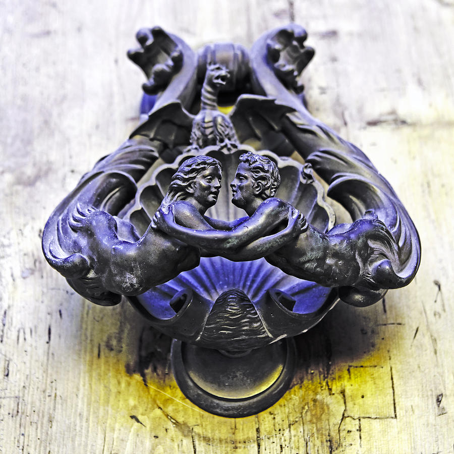 Door Knocker Photograph