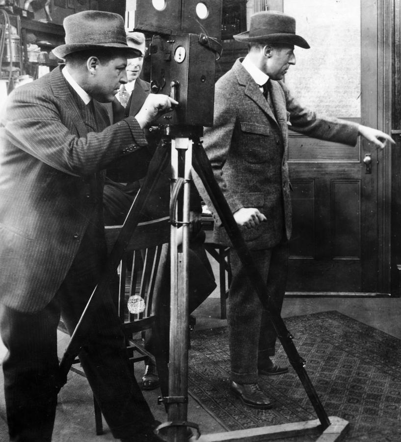 D.w. Griffith (1875-1948) Photograph