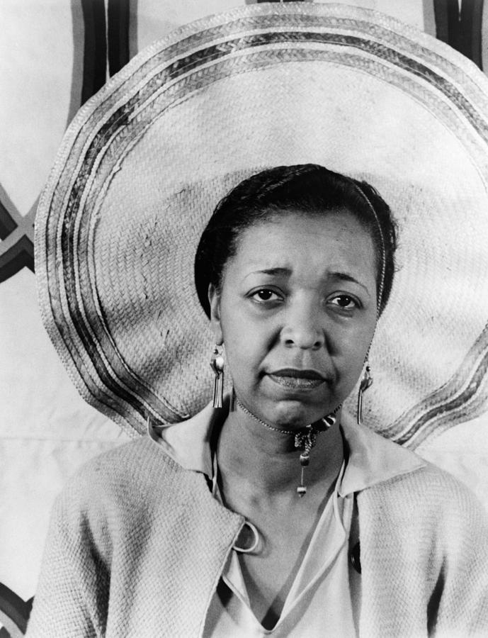 Ethel Waters (1896-1977) Photograph  - Ethel Waters (1896-1977) Fine Art Print