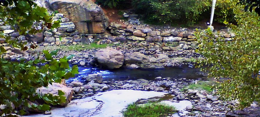 Falls Park Photograph
