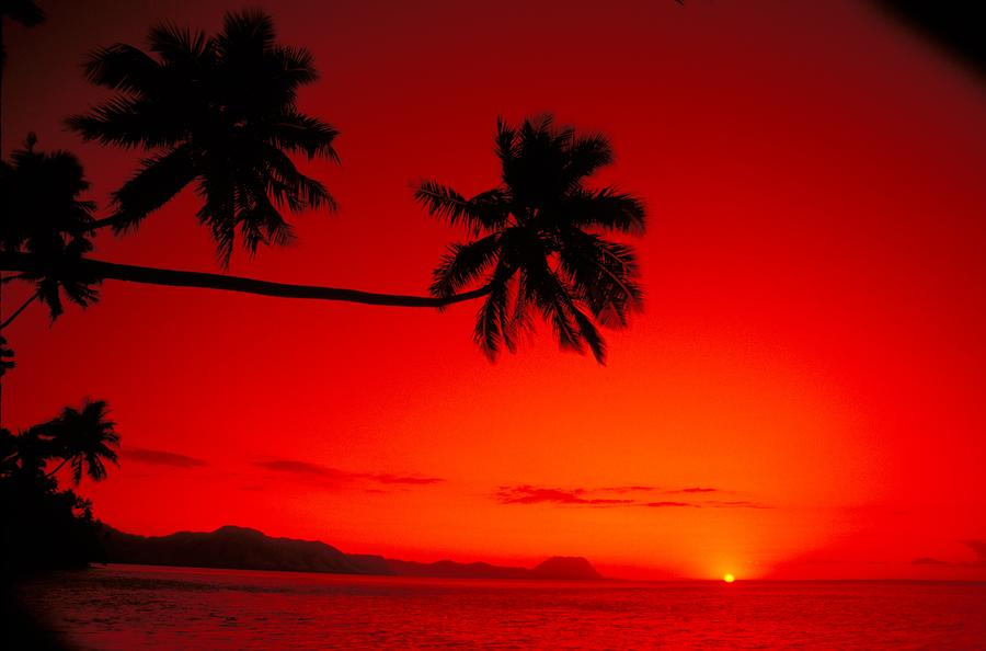 Fiji, Kadavu Island Photograph