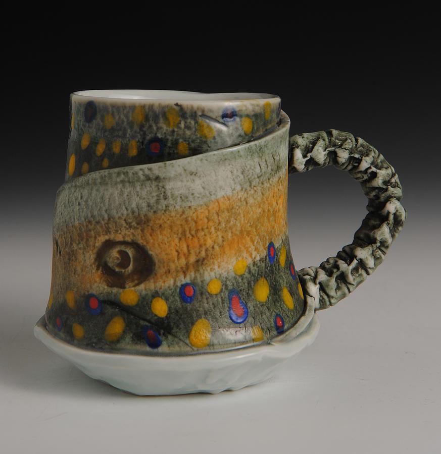 Fish Mug Sculpture