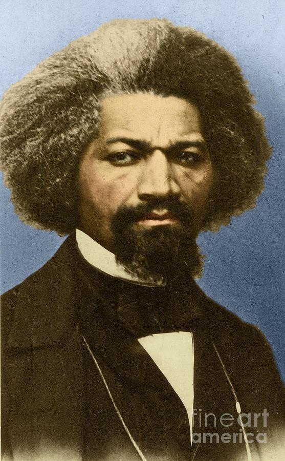 Frederick Douglass African-american Photograph