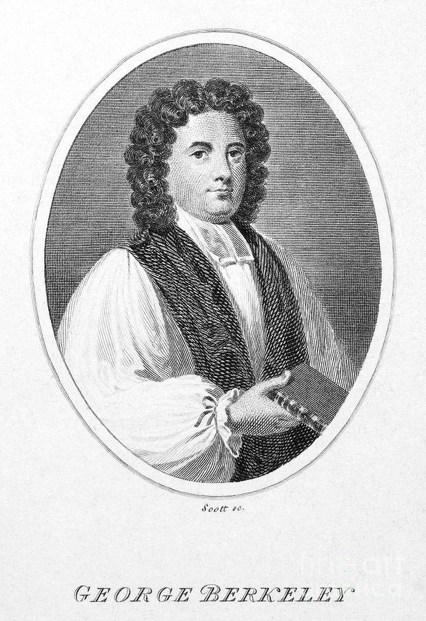 George Berkeley (1685-1753) Photograph