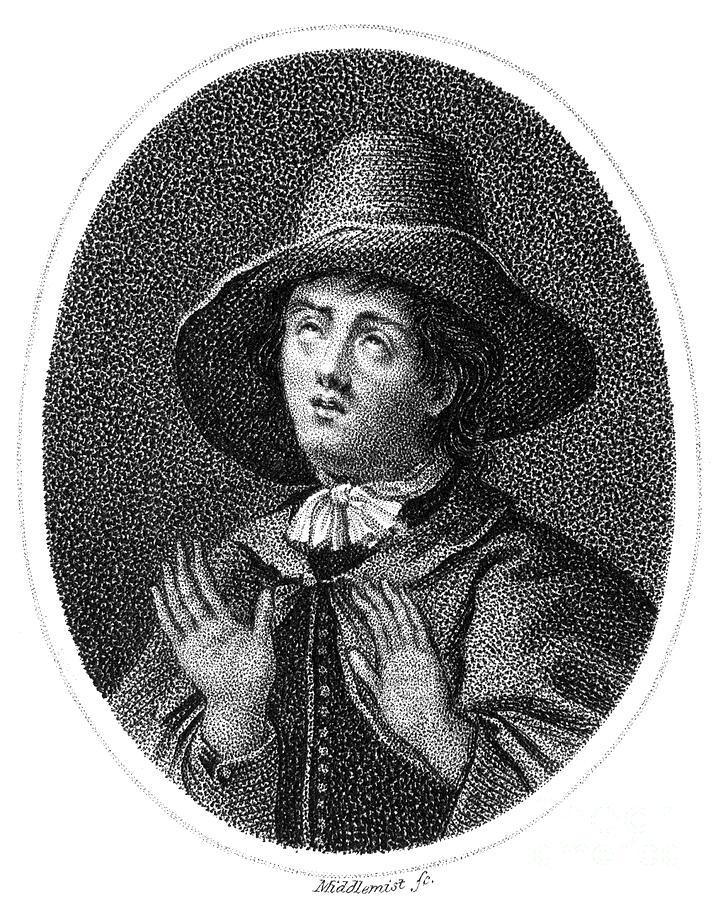 George Fox (1624-1691) Photograph