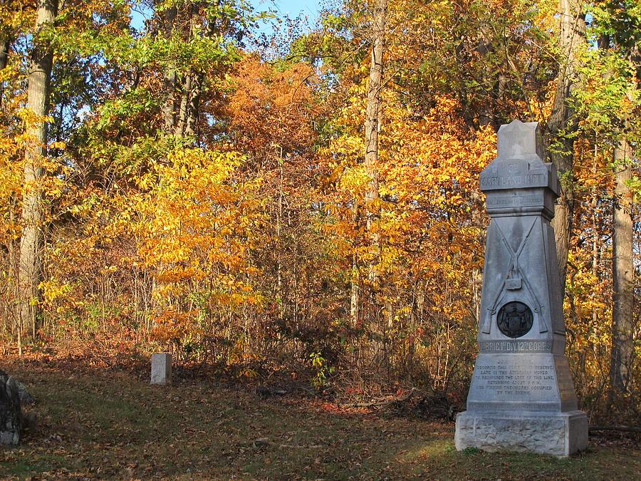 Gettysburg Three Days Battle   Photograph