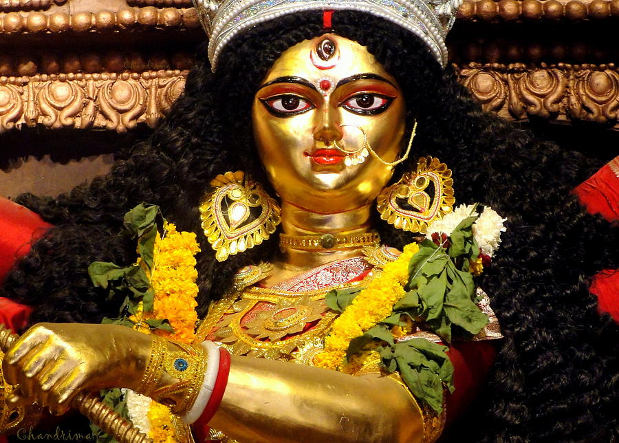 Goddess Durga Photograph