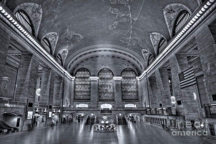 Grand Central Station Photograph