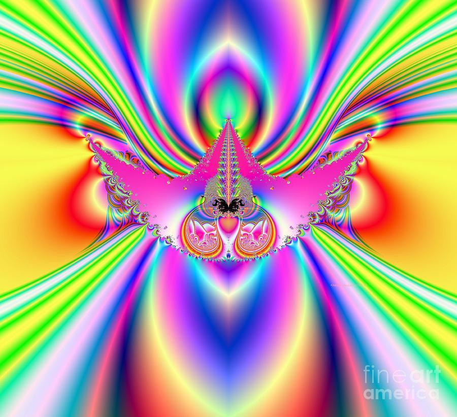 Holy Lamp Spirtiual Gifts Digital Art