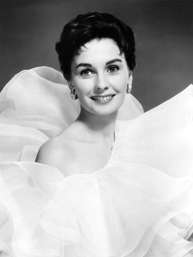 1950s Portraits Photograph - Jean Simmons, Ca. 1950s by Everett
