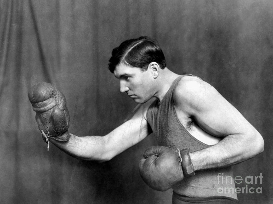 Jess Willard (1883-1968) Photograph  - Jess Willard (1883-1968) Fine Art Print