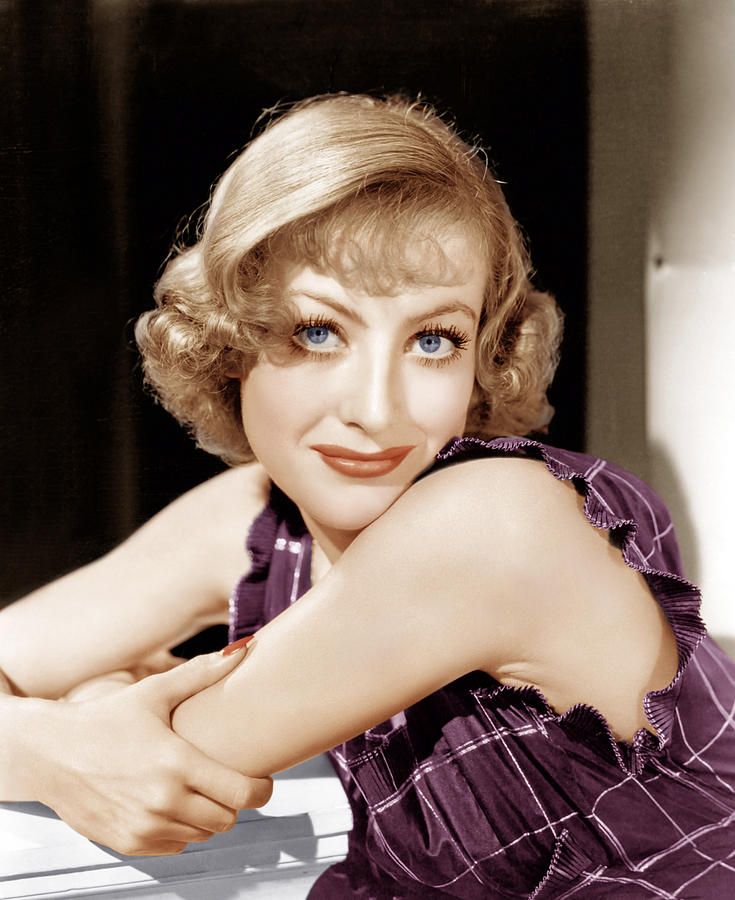 Joan Crawford, Ca. 1930s Photograph