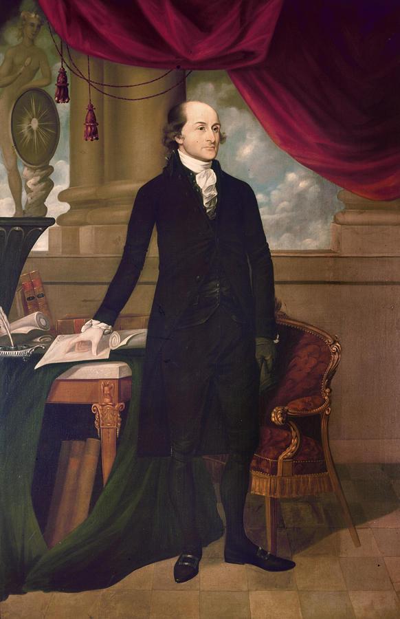 John Jay (1745-1829) Photograph