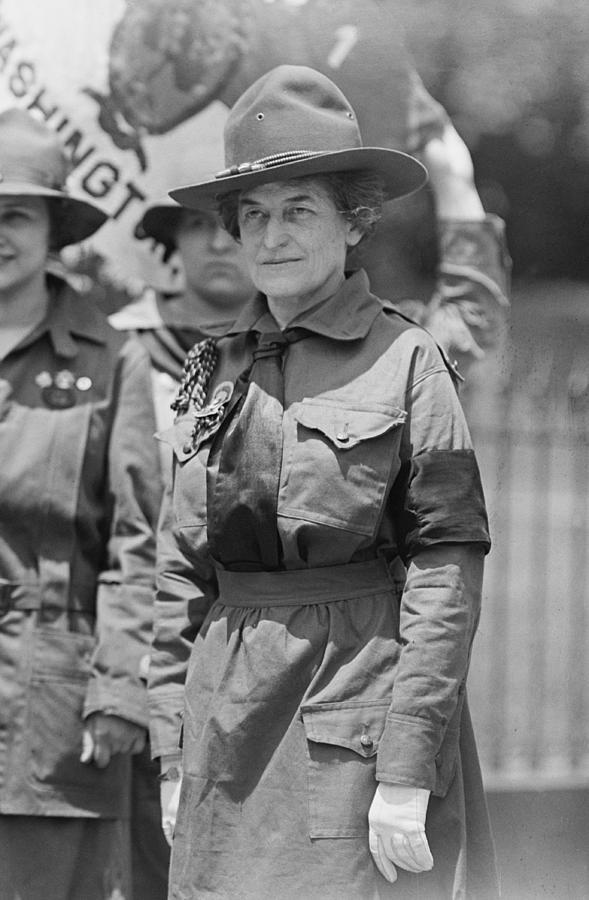Juliette Gordon Low, Founder Photograph
