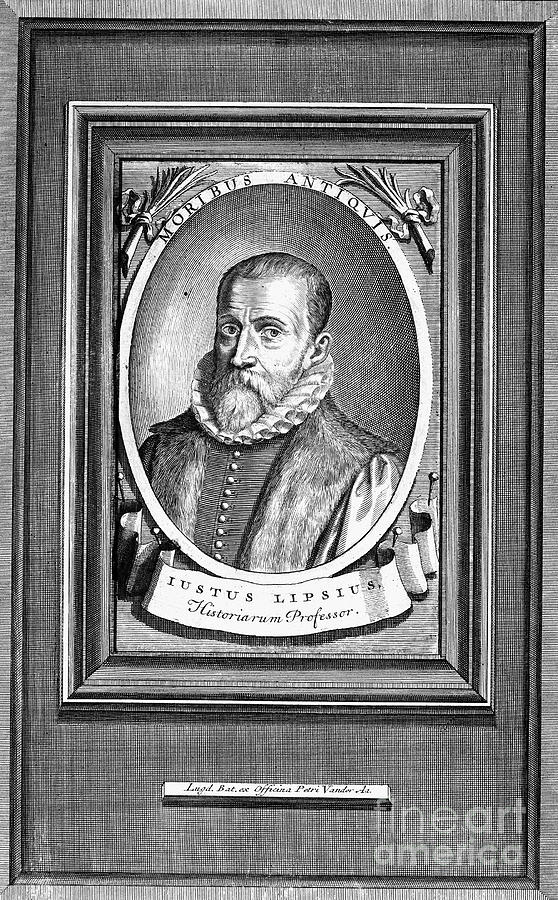 16th Century Photograph - Justus Lipsius (1547-1606) by Granger