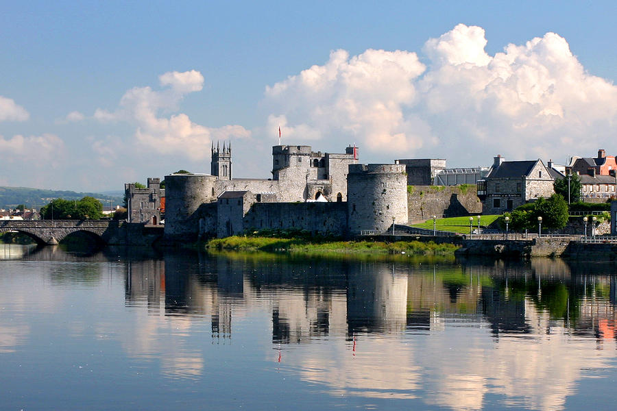 Limerick Ireland  city photos gallery : king johns castle limerick ireland pierre leclerc