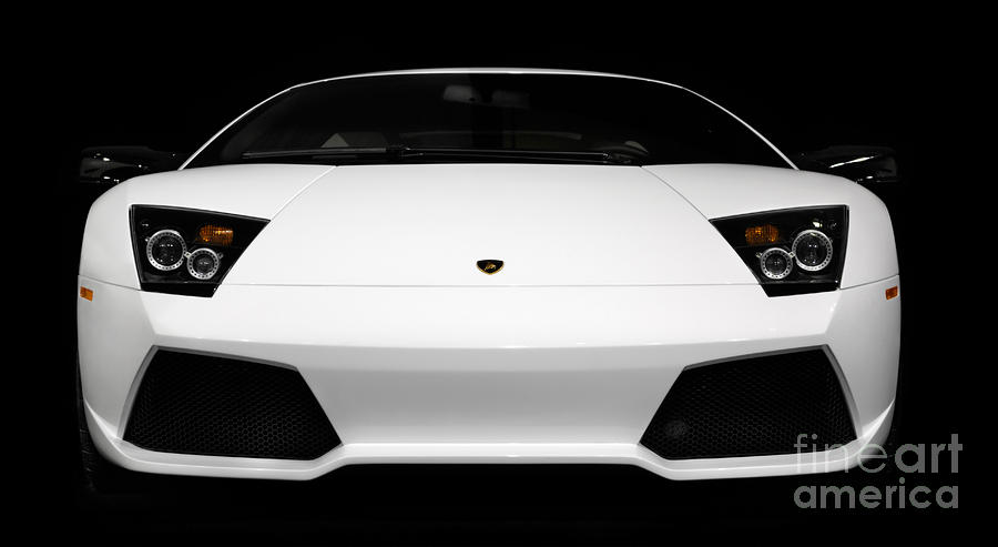 Lamborghini Murcielago Lp640 Coupe Photograph  - Lamborghini Murcielago Lp640 Coupe Fine Art Print