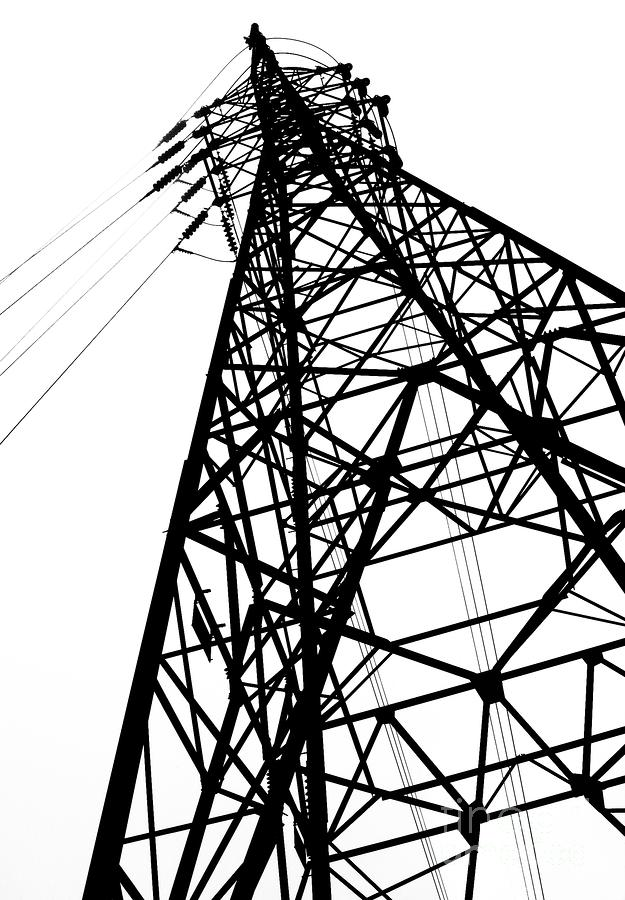 Large Powermast Photograph  - Large Powermast Fine Art Print