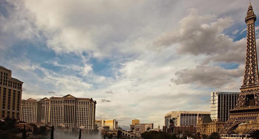Las Vegas Photograph