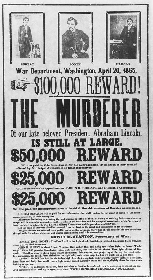 Lincoln Assassination Photograph