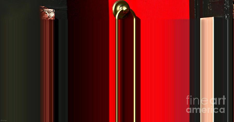 Liquid Door Photograph