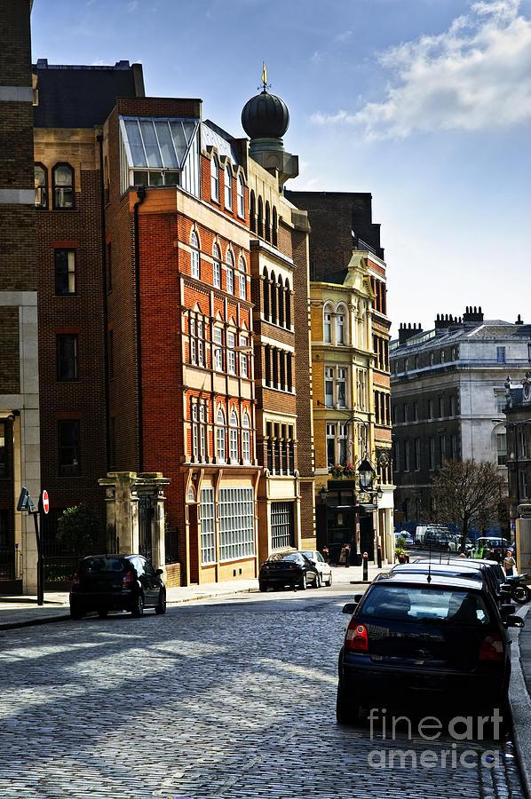London Street Photograph