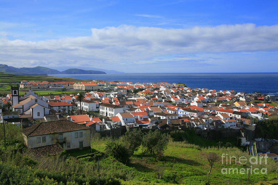Maia - Azores Islands Photograph