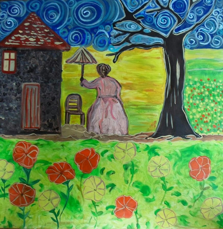 Mama Dolores  Painting