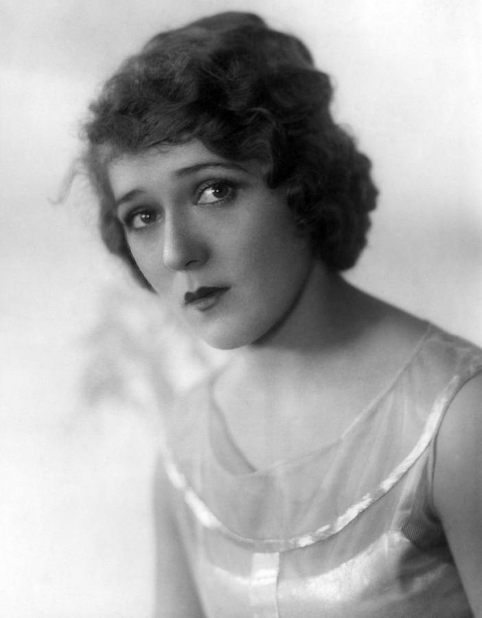 Mary Pickford, Ca. Early 1920s Photograph  - Mary Pickford, Ca. Early 1920s Fine Art Print
