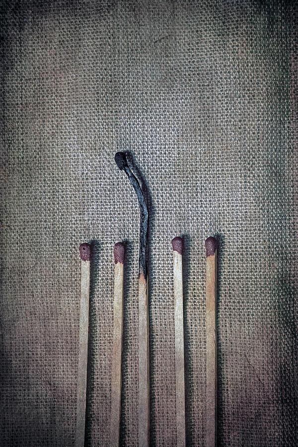 Matches Photograph