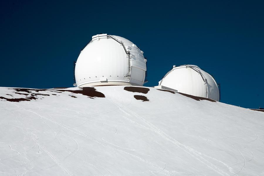 Mauna Kea Observatory Photograph