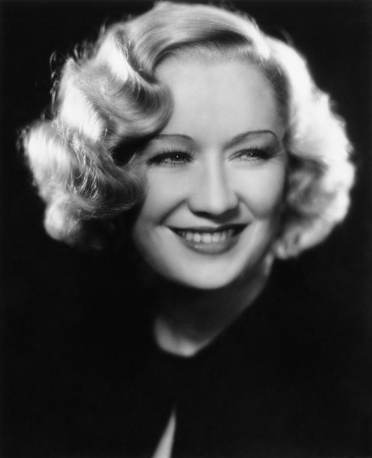 Miriam Hopkins, 1933 Photograph