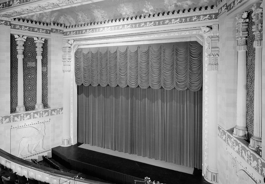 Movie Theaters, Missouri Theater Photograph