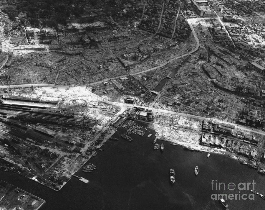 Nagasaki, 1945 Photograph
