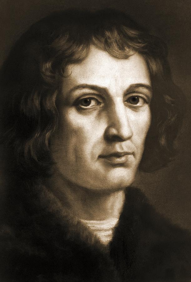 Nicolaus Copernicus, Polish Astronomer Photograph by ...